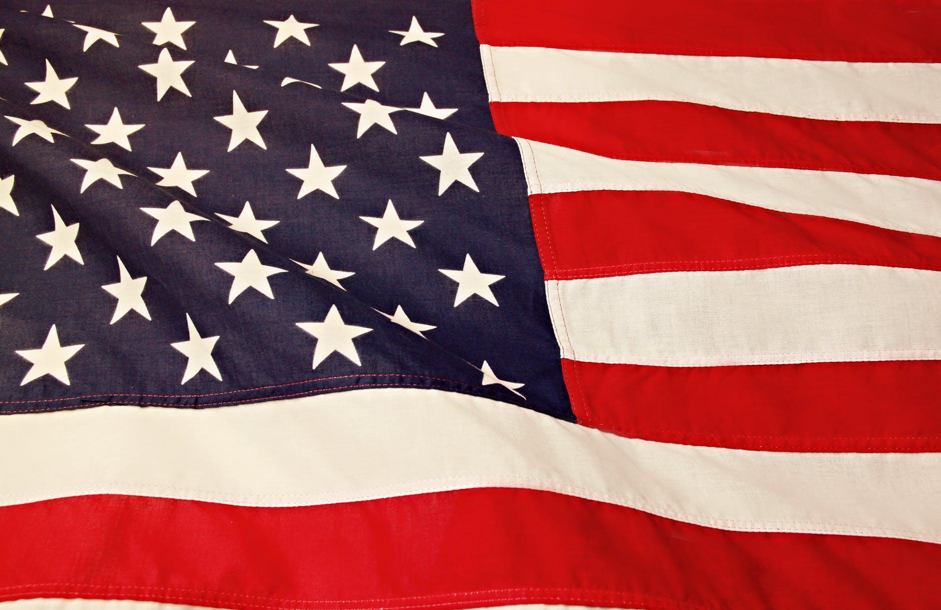 flag of america