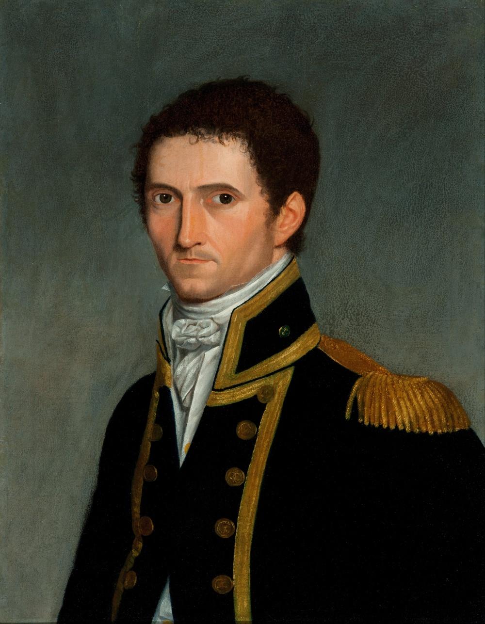 Toussaint_Antoine_DE_CHAZAL_DE_Chamerel_-_Portrait_of_Captain_Matthew_Flinders,_RN,_1774-1814_-_Google_Art_Project (1)