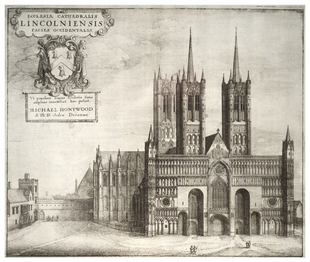 Wenceslas_Hollar_-_Lincoln_Cathedral_from_the_west