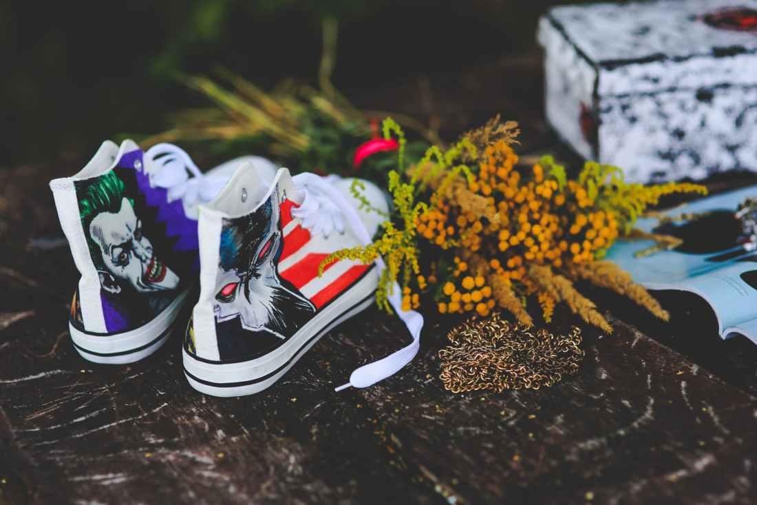 unusual sneakers