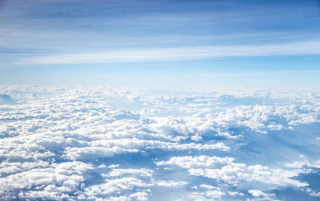 air atmosphere blue blue sky