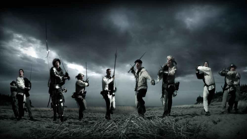 war battle middlage