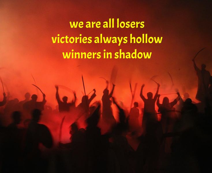 losers and winners