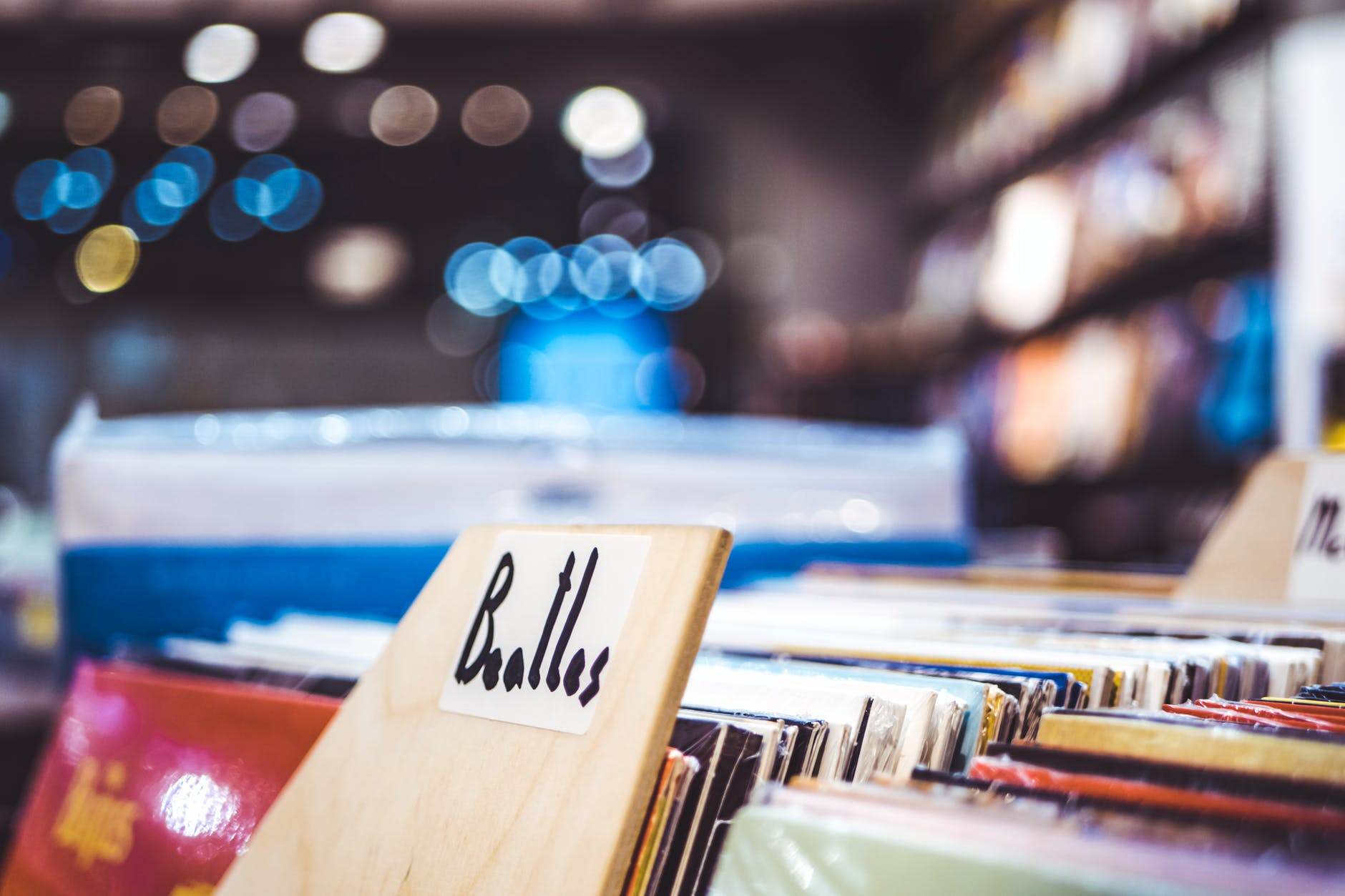 beatles vinyls